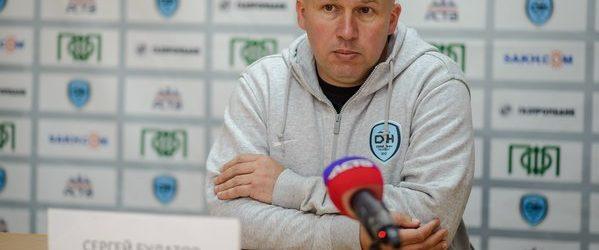 Сергей Булатов о чемпионстве, ФНЛ и своем будущем в «Сахалине»
