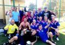 Хабаровский «Космос» стал призером первенства России среди ветеранов (50+)