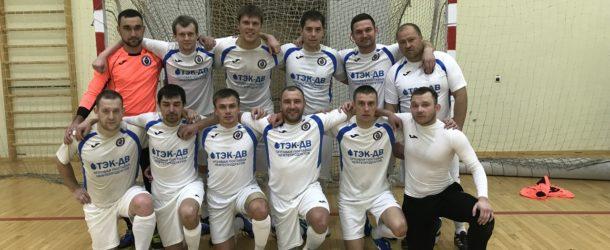 «Хабаровск» — чемпион Дальнего Востока по мини-футболу