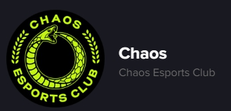 Матч Chaos Esports Club (Chaos) vs Team One (T1) | ESEA | 14.03.20